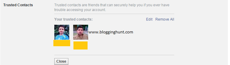 How to Protect your Facebook Account by bloggingh hunt