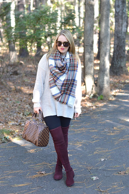 cozy-fall-sweater-blanket-scarf-outfit