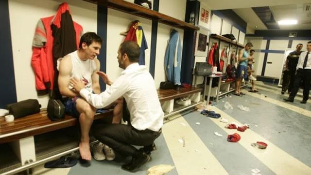 Ce que Guardiola avait dit à Messi pour détruire le Real 6-2 en 2009