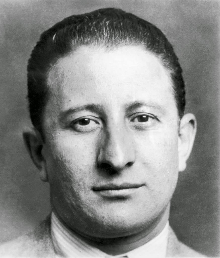 Carlo Gambino, mafia boss of Gambino family 1957-1976