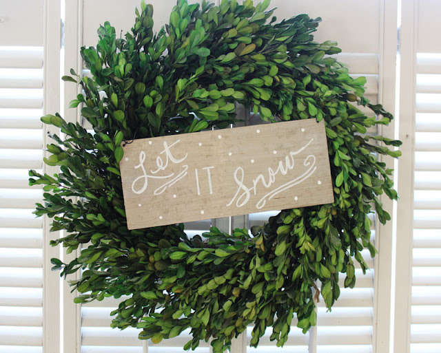 Quick and easy sign makeovers- Itsy Bits And Pieces