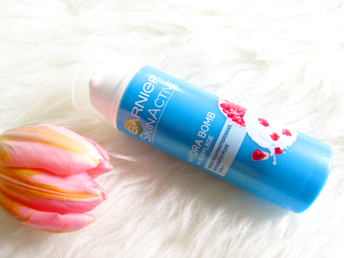 Review: Garnier SkinActive - Hydra Bomb Tagespflege - 50ml - 4.95 Euro