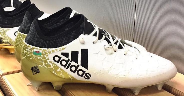 Gareth Bale recibe las nuevas botas adidas Stellar Pack ... de36a51d372db