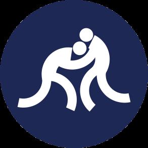 Icon Logo Gulat Asian Games 2018