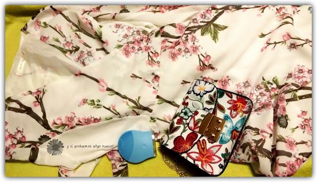 Compras recibidas Zaful y Rosegal productos de belleza y moda