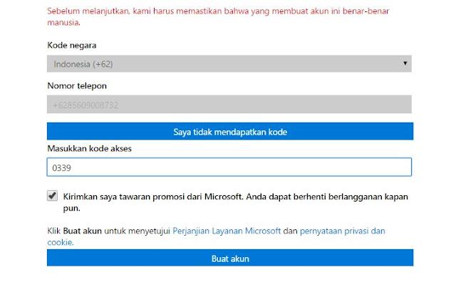 Cara Membuat Email Hotmail Terbaru (Daftar Email Yahoo)