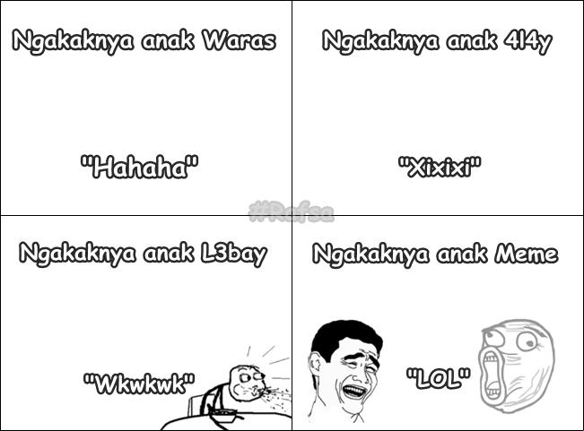 Cara Membuat Meme Comic