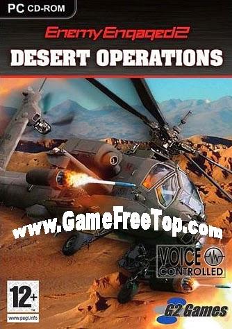desert operation game