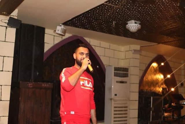 نور الأصيل يغني باللون العراقي صافن كل ليلي محتار