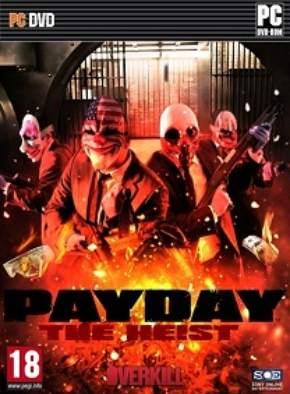 Payday The Heist Complete [Full] [Español] [MEGA]
