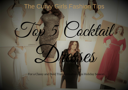 Top 5 Plus Size Evening Dresses for Curvy Girls
