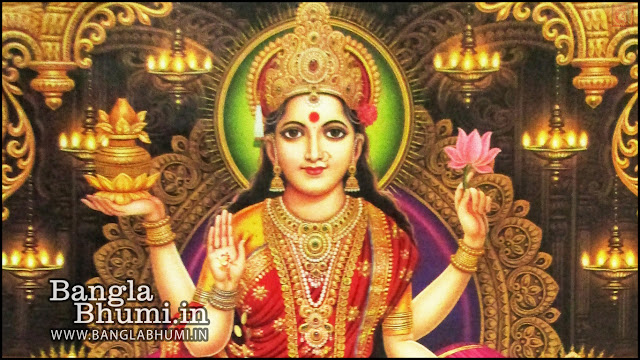 Maa Laxmi Indian God 1366x768 Wide Wallpaper
