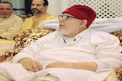 من تفاعلات مواقع التواصل الاجتماعي مع وفاة الشيخ حمزة البودشيشي