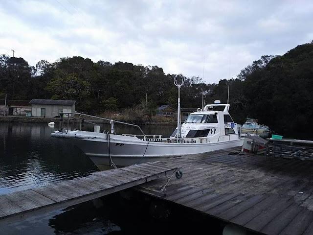 三重県志摩 ティップラン・エギング釣行