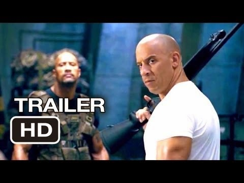 Fast and Furious 6 Final Official Trailer Released