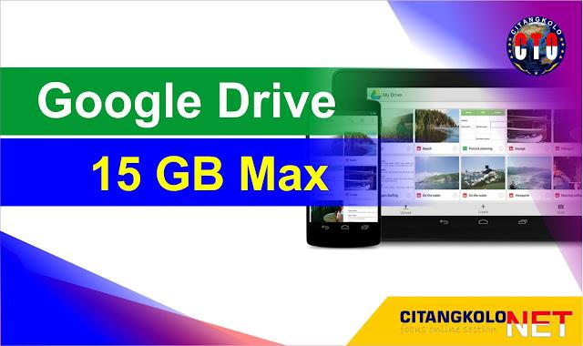 Cara bersih-bersih Google Drive dengan mudah