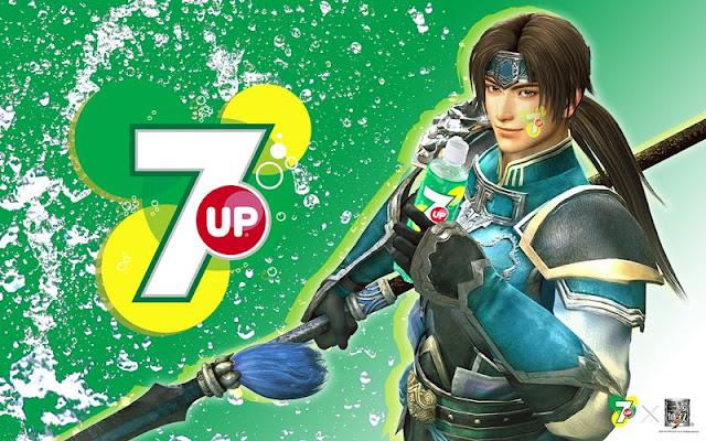 จูล่ง 7UP