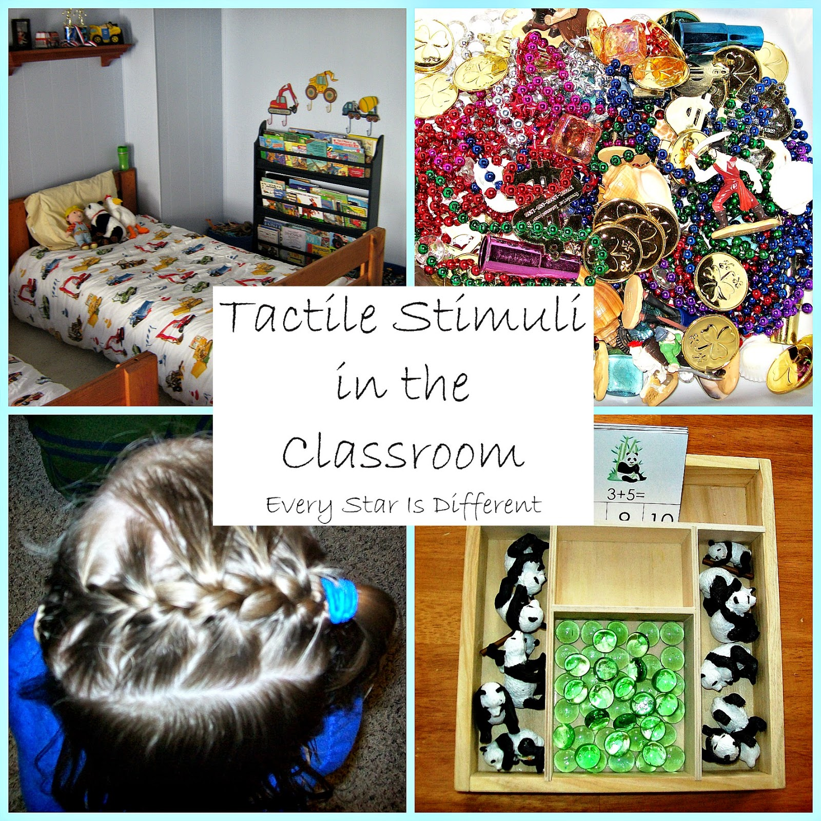 Tactile Stimuli in the Classroom