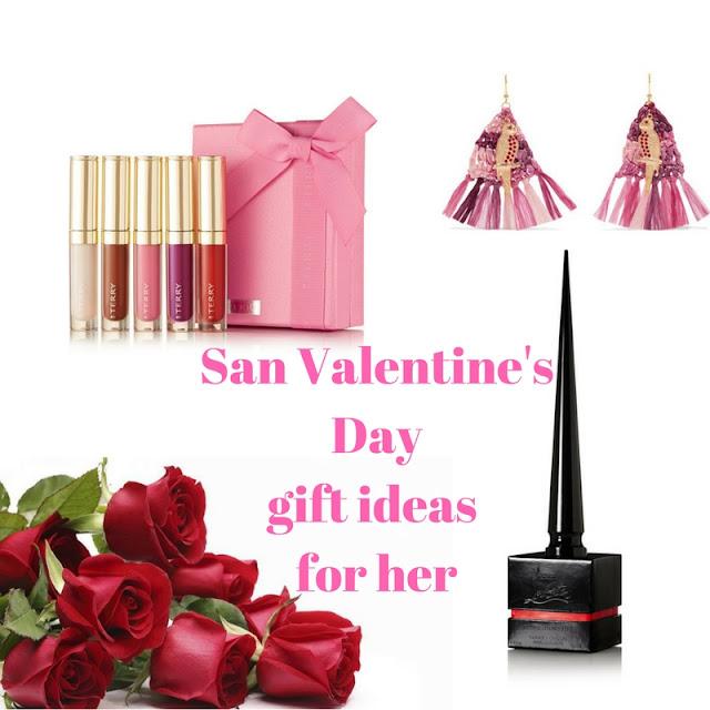 idee regalo per lei san valentino