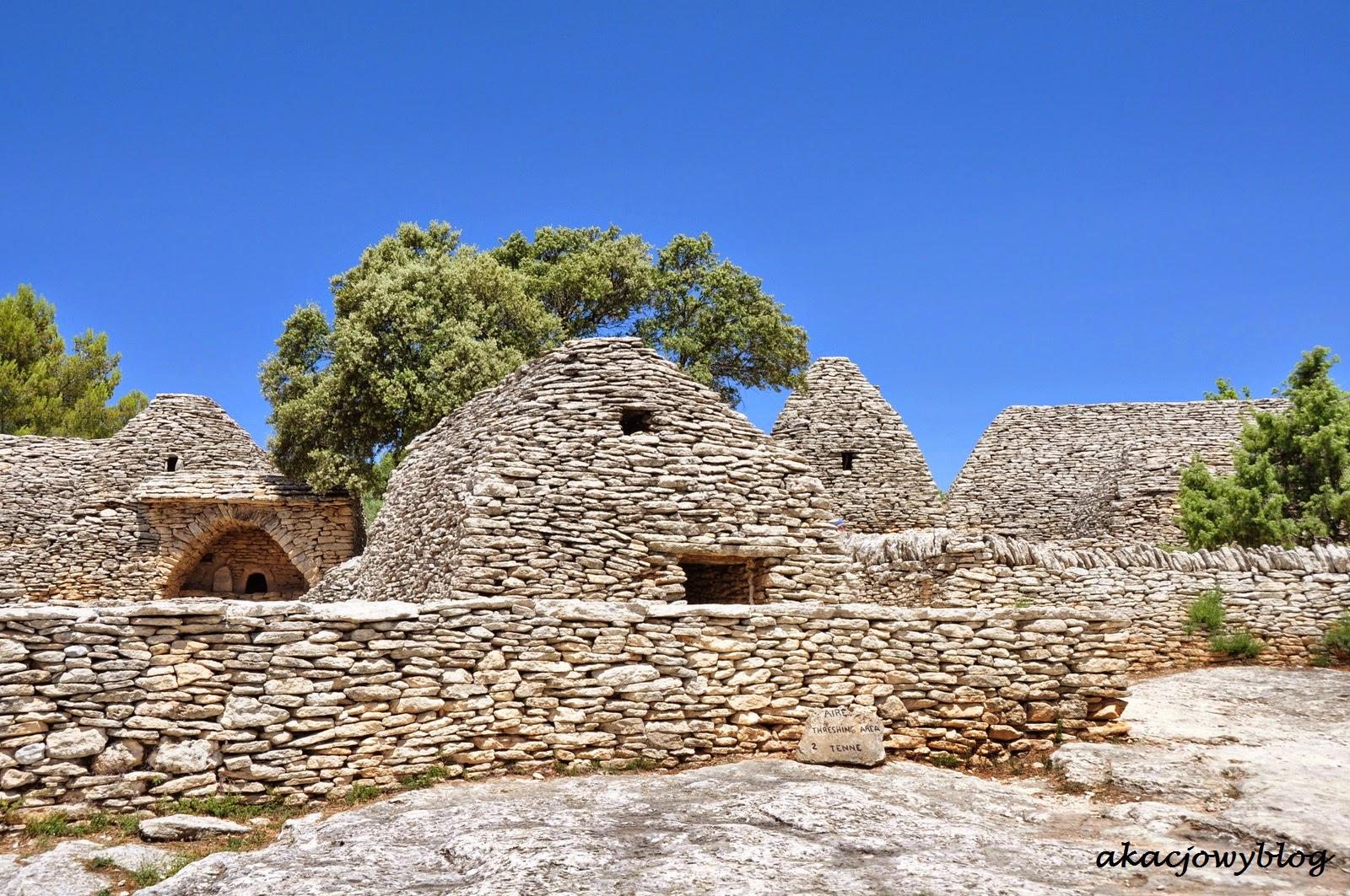 Prowansja - Le Village des Bories.