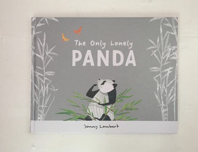 The only lonely panda book