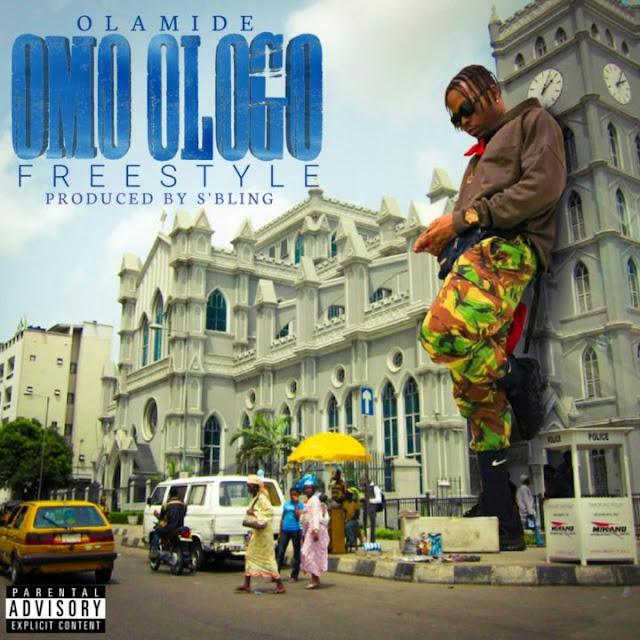 [Music] Olamide – Omo Ologo (Freestyle) | @olamide_YBNL
