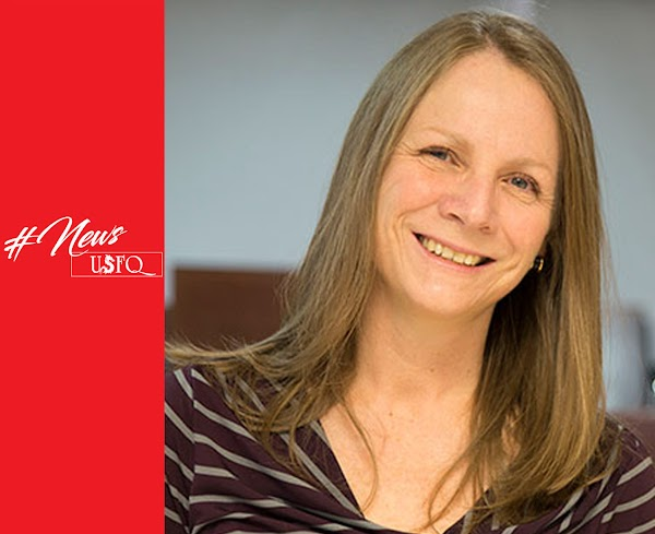 Diálogo con Michelle Grunauer, decana del Colegio de Ciencias de la Salud