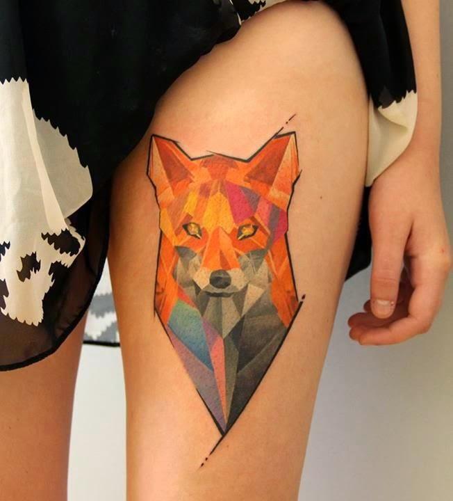 50 Tatuajes De Zorros Y Su Simbolismo Belagoria La Web De Los