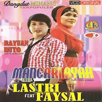 Lastri & Faysal - Cinto Disalo Jari (Full Album)