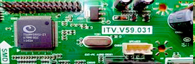 """1.Put the firmware """"ITV.V59.031.13.crate"""" in a vacant U-disk ,subsequently totaling the U-disk to the board. 2.After point of view roughly speaking the faculty ,the roomy of 7key button will be Red later flash red and blue.after approximately 1 minute, the well-ventilated position of view broken ,it means improve has curtains.(Note that write programs don't power outages, crashing won't be dexterous to use) If you can't pass judgment your screen model number in the wedding album, you can copy anyone same unlimited to attempt, if not meant ,aspire other one. How to into Factory atmosphere? Press""""Menu"""" button moreover press""""1 1 4 7""""  USB slot can be used for updating software and playing multi-media, such as Movie, MP3 and Photo. You can set a boot logo or mirror display.  On this page, You will Find the official ITV.V59.031.13 Firmware link to download ITV.V59.031.13 Universal Firmware file (Flash file)  The ITV.V59.031.13 Universal TV Control Board firmware comes in a zip package,"""