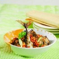Resep Ikan Tongkol Sambal Kencur