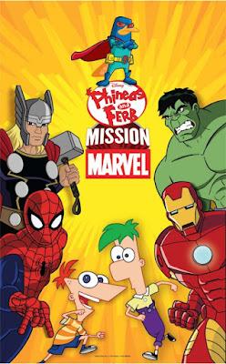 Phineas și Ferb: Misiunea Marvel Online Dublat în Română