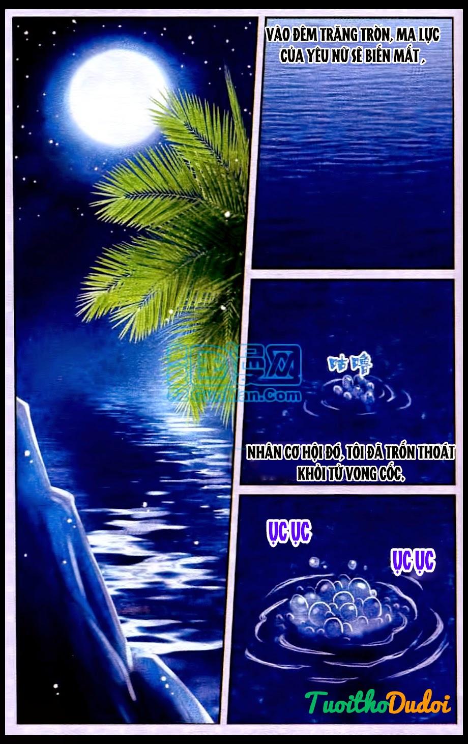 Ngư Tổ Thần Châu Chap 23 - Next Chap 24