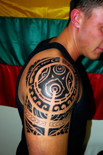 Tribal tattoo designs popular and cool