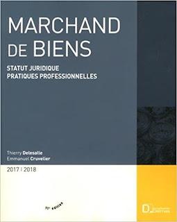 Marchand De Biens de Thierry Delesalle PDF