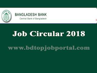 Bangladesh Bank (BB) Assistant Director (Statistics) Job Circular 2018