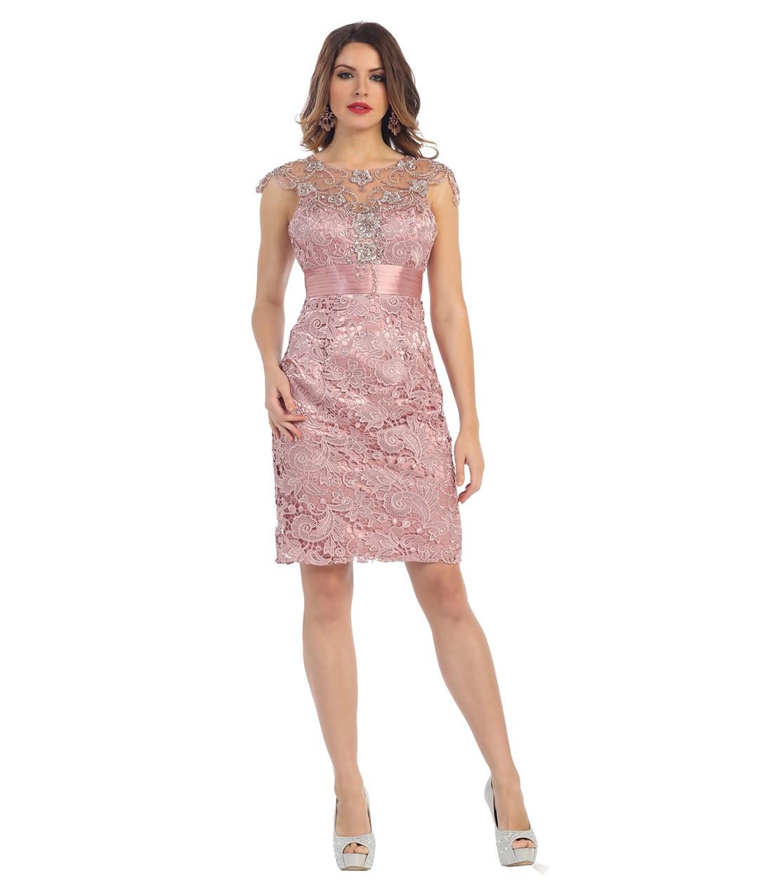 Vestidos para fiesta cortos pegados – Moda con estilo para todos los ...