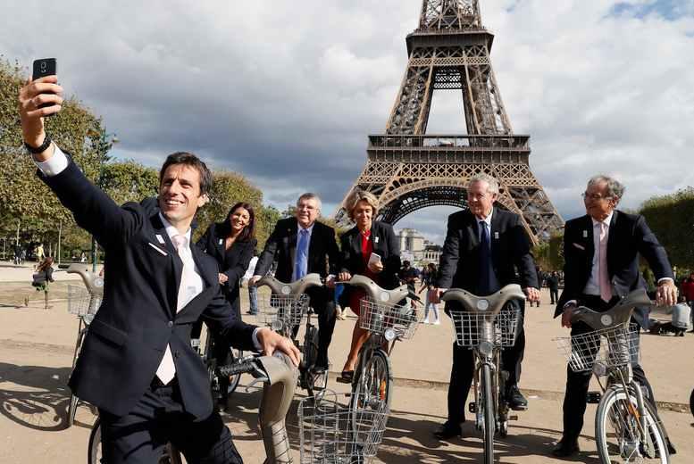 Veligo, sistema bicicletas eléctricas compartidas de Paris / alquiler mensual