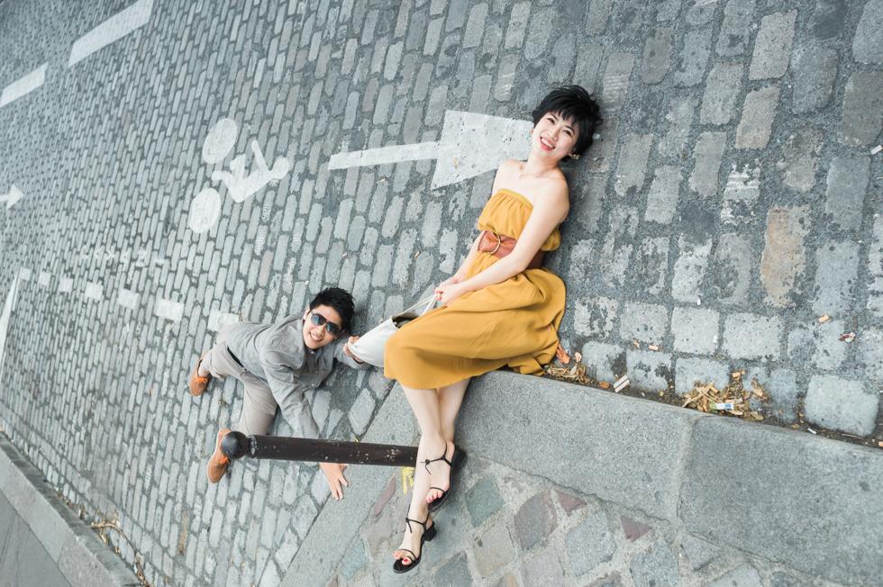 [情侶寫真] TIM&WINNIE | 法國。巴黎 (PARIS)