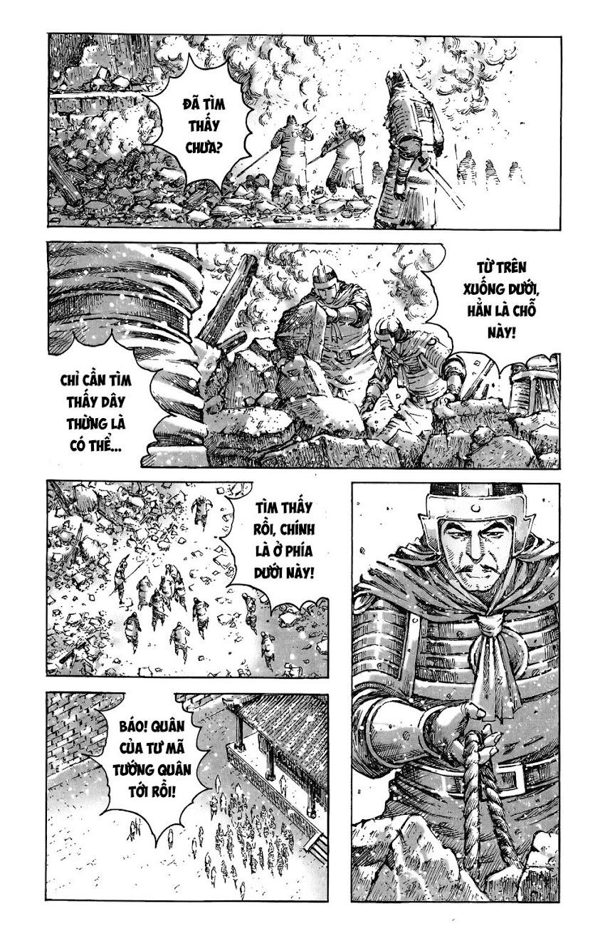 Hỏa phụng liêu nguyên Chương 470: Cố nhân hựu lai [Remake] trang 6