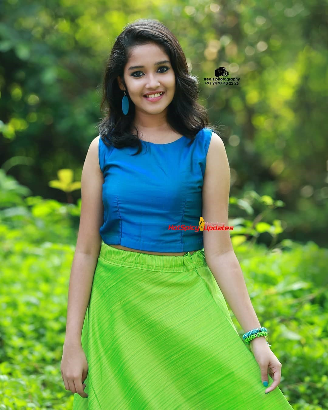 Anikha Surendran Aka Baby Anikha Cute And Stylish Photo -5430