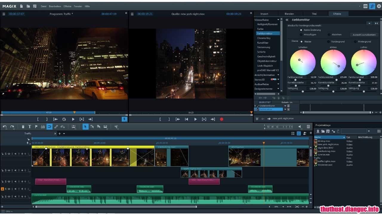 Download MAGIX Video Pro X10 v16.0.2.317 Full Cr@ck