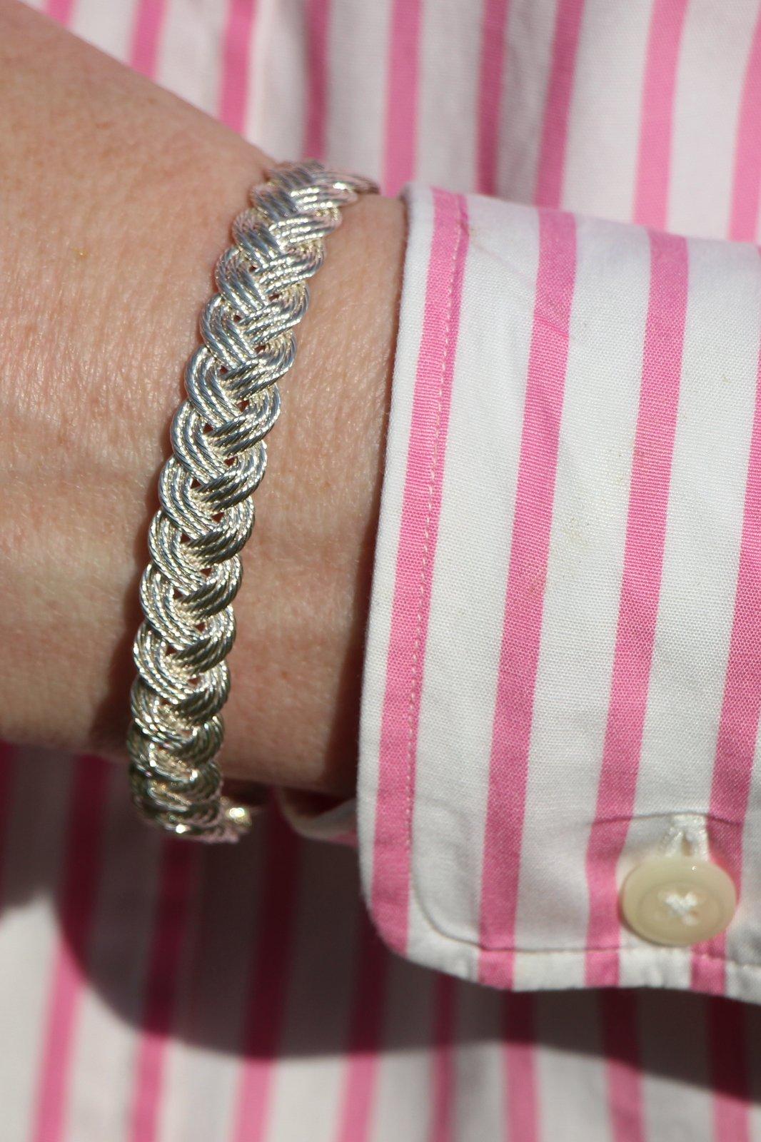 Sterling Turk S Head Bracelet From Tory Jewelry