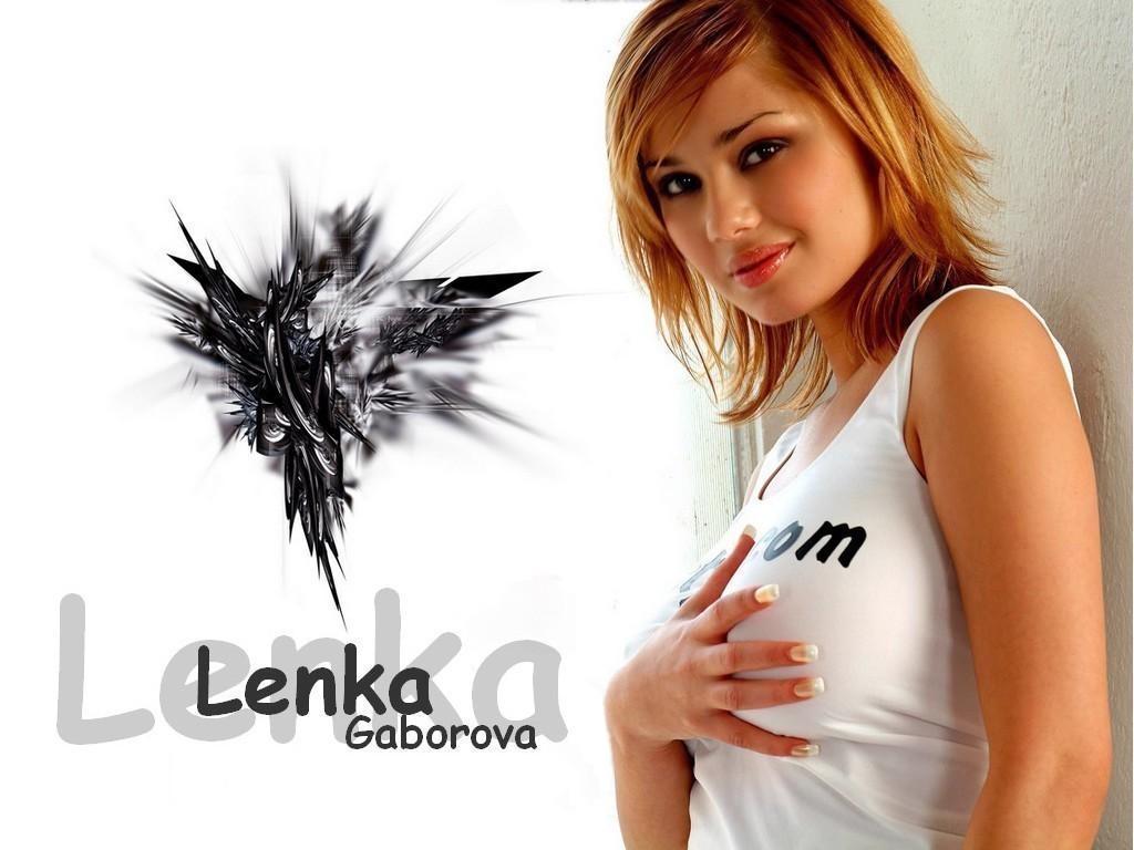 Lenka Gaborova naked 57