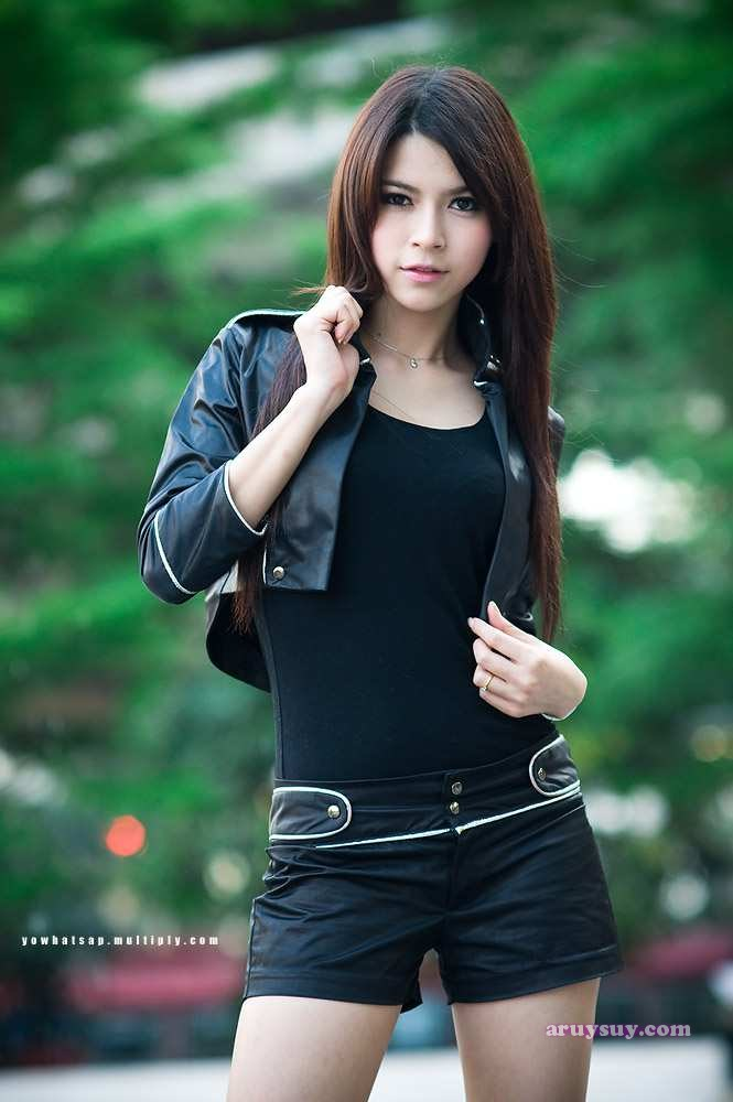 Crazy Over Thai Girls By Part44  Aruysuy-9769