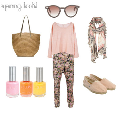 Il post farlocco: my spring look