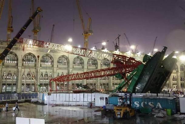 Bicara Soal Korban Crane Indonesia, Begini Jawaban Dubes Arab Saudi