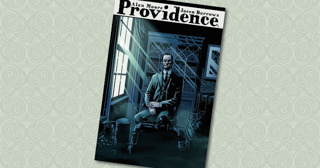 Providence 1 Panini Cover