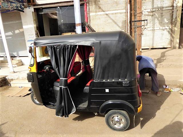 mototaxi a edfu