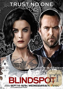 Blindspot - 2ª Temporada Séries Torrent Download capa